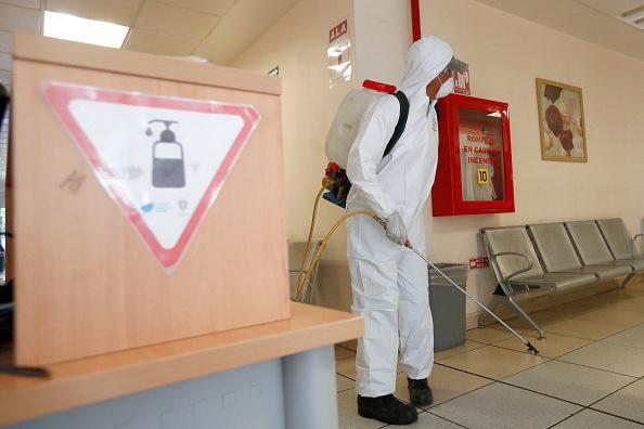 Zapopan「Coronavirus Outbreak In Mexico」:写真・画像(8)[壁紙.com]