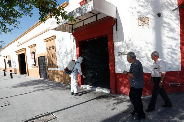 Zapopan「Coronavirus Outbreak In Mexico」:写真・画像(4)[壁紙.com]