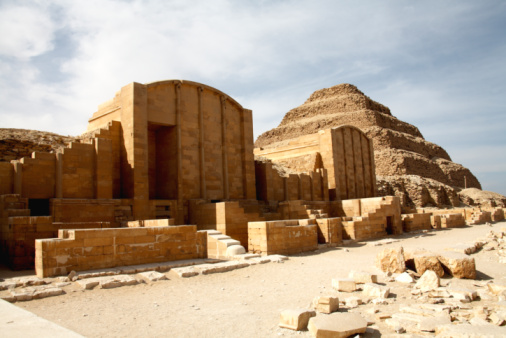 Ancient Civilization「Heb sed buildings in Cairo, Egypt.」:スマホ壁紙(7)