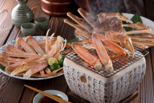 Hokkaido「Grilled Snow Crab」:スマホ壁紙(5)