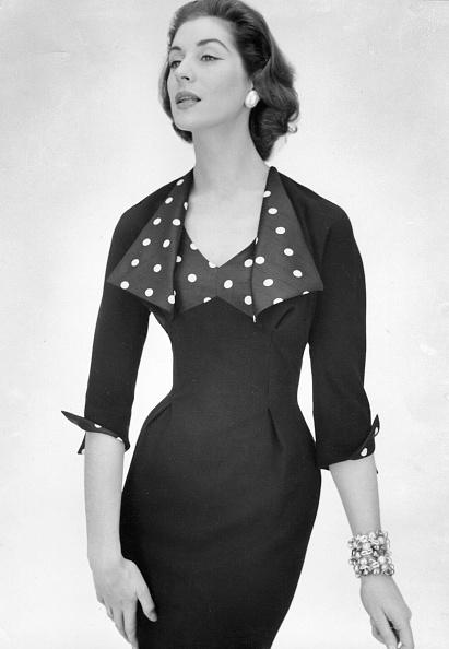 Cocktail Dress「Contrast Collar」:写真・画像(17)[壁紙.com]