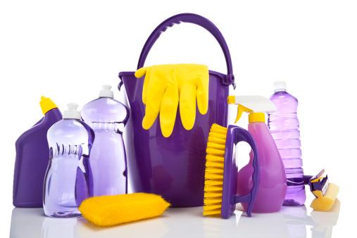 Chemical「Cleaning Supplies」:スマホ壁紙(12)