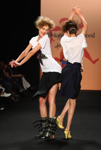 Ready To Wear「Mercedes Benz Fashion Week - Vivienne Westwood Anglomania」:写真・画像(11)[壁紙.com]