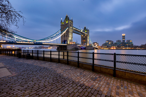 London Bridge - England「London Tower Bridge」:スマホ壁紙(14)