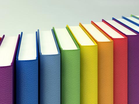 Hardcover Book「Color books」:スマホ壁紙(16)