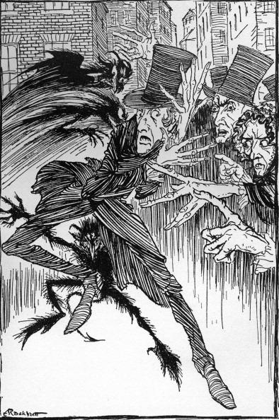 Horror「'The Imp of the Perverse' by Edgar Allan Poe」:写真・画像(7)[壁紙.com]