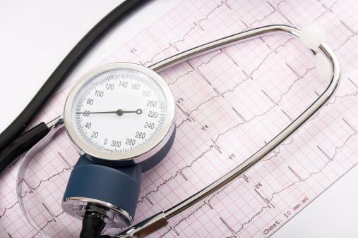 Printout「Tensiometer and EKG」:スマホ壁紙(12)