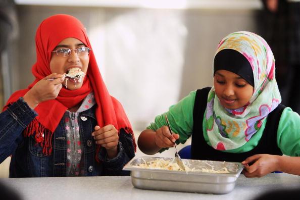 Salad「AVF Marketing/National School Meal Week」:写真・画像(6)[壁紙.com]