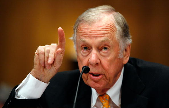 T 「T. Boone Pickens Testifies On Energy Security On Capitol Hill」:写真・画像(16)[壁紙.com]