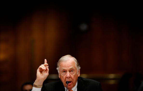 T 「T. Boone Pickens Testifies On Energy Security On Capitol Hill」:写真・画像(19)[壁紙.com]