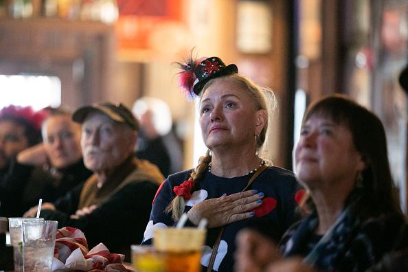 Celebration Event「Americans Watch Joe Biden Being Sworn In As 46th President Of The U.S.」:写真・画像(15)[壁紙.com]
