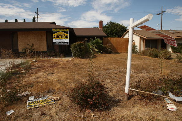 Blank「While Sales Of Existing Homes Rise In July, Prices Continue To Fall」:写真・画像(19)[壁紙.com]