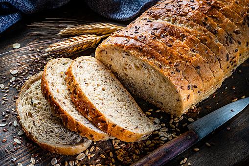 Fiber「Wholegrain and seeds sliced bread」:スマホ壁紙(0)