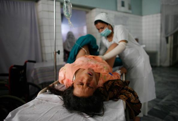 Delivery Room「AFG: Surviving Childbirth In Kabul」:写真・画像(9)[壁紙.com]