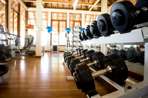 Large Group Of Objects「Gym」:スマホ壁紙(13)