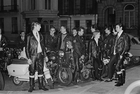 Leather「Biker Gang At The Dorchester」:写真・画像(9)[壁紙.com]