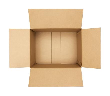 Package「Open Cardboard Box」:スマホ壁紙(7)