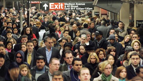 人物「Transit Strike Looms For New York City Commuters」:写真・画像(1)[壁紙.com]
