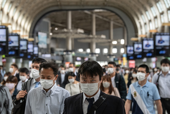 Tokyo - Japan「Japan's State Of Emergency Lifted Nationwide As Covid-19 Cases Decline」:写真・画像(0)[壁紙.com]