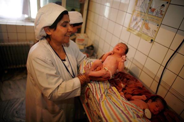 Delivery Room「Surviving Childbirth In Afghanistan」:写真・画像(0)[壁紙.com]