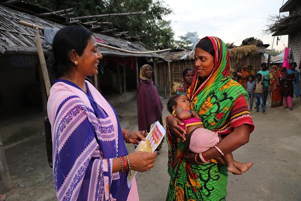 Paula Bronstein「Raising Her Voice: India」:写真・画像(3)[壁紙.com]