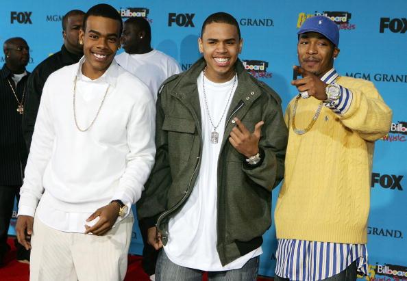 MGM Grand Garden Arena「2005 Billboard Music Awards - Arrivals」:写真・画像(1)[壁紙.com]