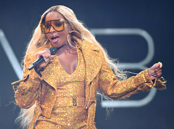 Jacket「Mary J. Blige In Concert - Las Vegas, NV」:写真・画像(19)[壁紙.com]