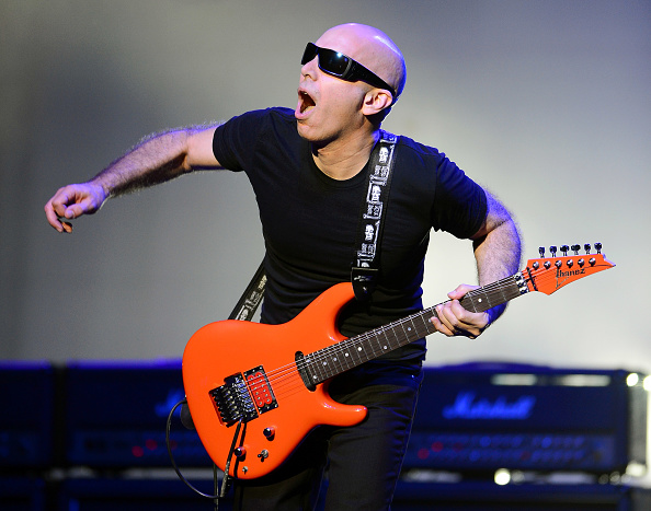 The Pearl Concert Theater「Joe Satriani And Steve Morse In Concert At The Pearl At The Palms」:写真・画像(1)[壁紙.com]
