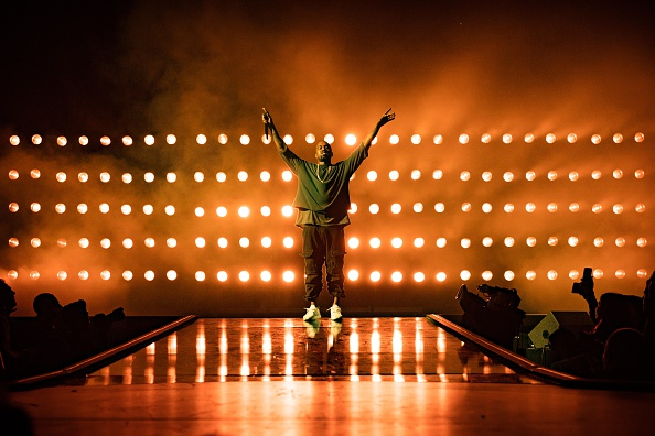 Kanye West - Musician「2015 iHeartRadio Music Festival - Night 1 - Show」:写真・画像(0)[壁紙.com]