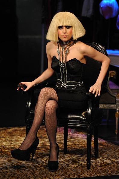 "Bobbed Hair「Lady Gaga Visits fuse TV's ""On The Record""」:写真・画像(17)[壁紙.com]"