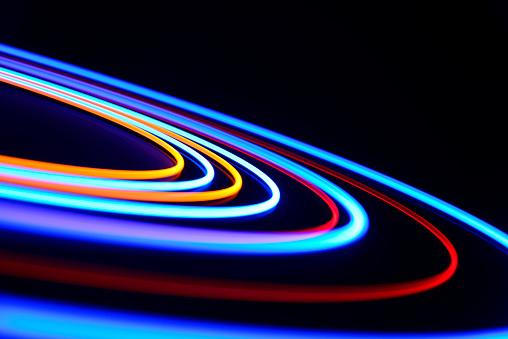 Spinning「Solar Orbs」:スマホ壁紙(4)