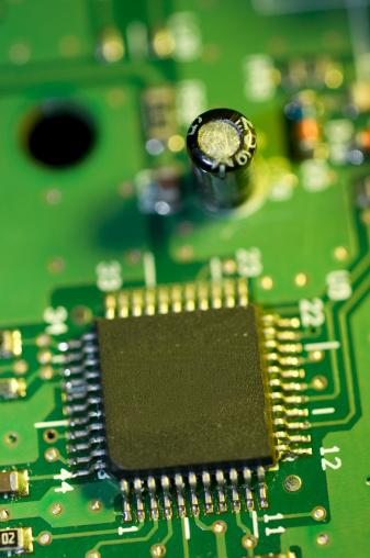Soldered「Computer Chip」:スマホ壁紙(2)