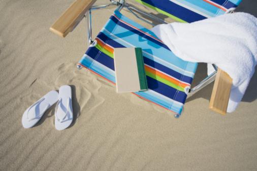 Flip-Flop「Beach chair」:スマホ壁紙(1)
