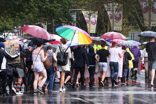 Torrential Rain「Heavy Rain Lashes Sydney Following Months Of Drought」:写真・画像(13)[壁紙.com]