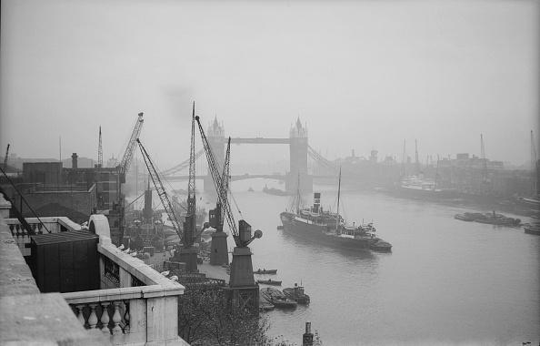 Heritage Images「View Of Tower Bridge London」:写真・画像(0)[壁紙.com]