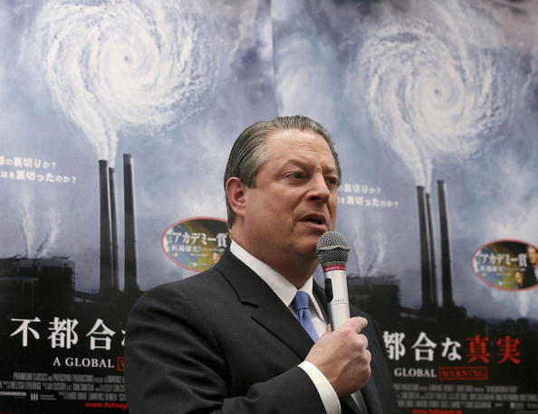 """Greenhouse「Al Gore Attends """"An Inconvenient Truth"""" Book Signing」:写真・画像(17)[壁紙.com]"""