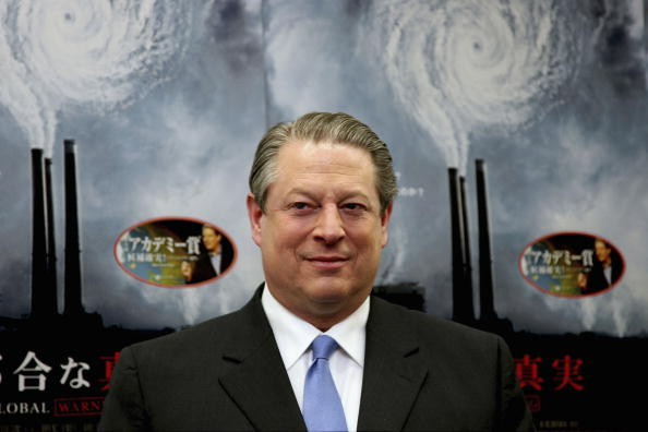 """Greenhouse「Al Gore Attends """"An Inconvenient Truth"""" Book Signing」:写真・画像(16)[壁紙.com]"""
