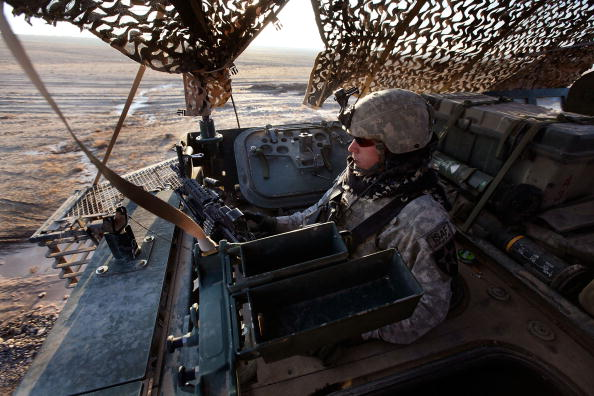 Scott Olson「Army Stryker Unit Works To Secure Zabul Province In Afghanistan」:写真・画像(8)[壁紙.com]