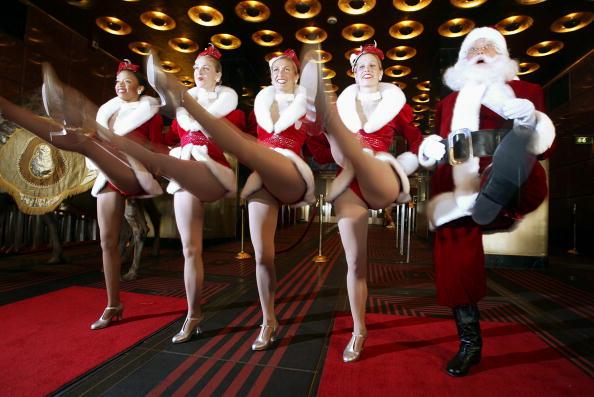 Radio City Music Hall「Radio City Begins Christmas Celebration In August」:写真・画像(17)[壁紙.com]