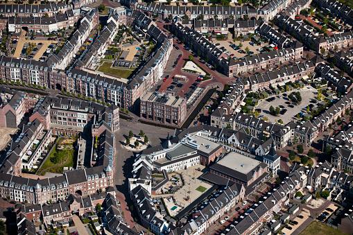 North Brabant「Netherlands, Helmond, District Brandevoort De Veste」:スマホ壁紙(18)