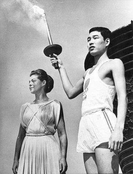 Tokyo - Japan「Olympic Flame」:写真・画像(3)[壁紙.com]
