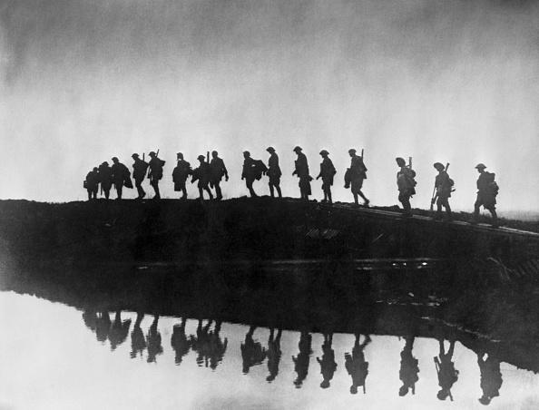 World War I「Flanders Soldiers」:写真・画像(1)[壁紙.com]