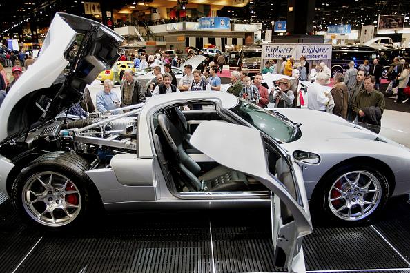 フォード・GT「Chicago Auto Show」:写真・画像(19)[壁紙.com]