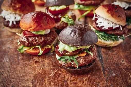 Cheeseburger「Tasty Mini Burgers」:スマホ壁紙(8)