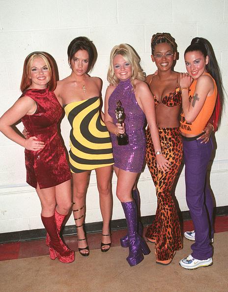 1990-1999「The Spice Girls At The Brit Awards」:写真・画像(16)[壁紙.com]