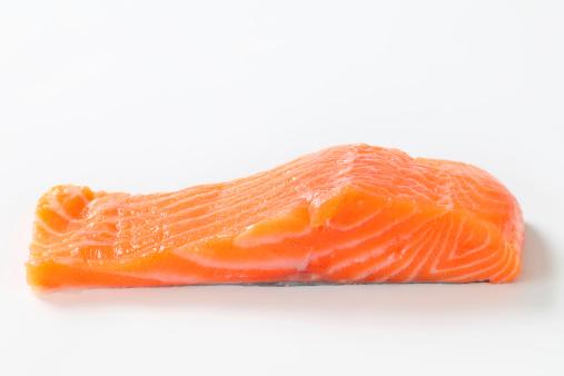 Seafood「salmon fillet」:スマホ壁紙(15)