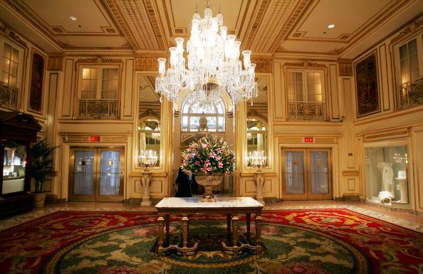 Hotel「New York's Legendary Plaza Hotel Closing Soon」:写真・画像(6)[壁紙.com]