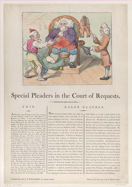 Smelling「Special Pleaders In The Court Of Requests」:写真・画像(11)[壁紙.com]