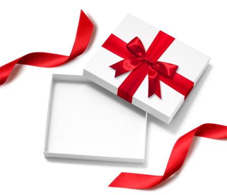 Tied Bow「Open Gift Box」:スマホ壁紙(11)