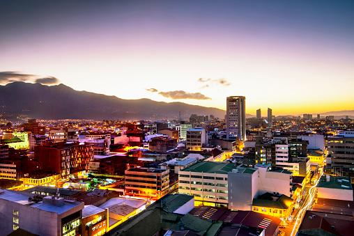 Central America「San Jose, Costa Rica」:スマホ壁紙(0)